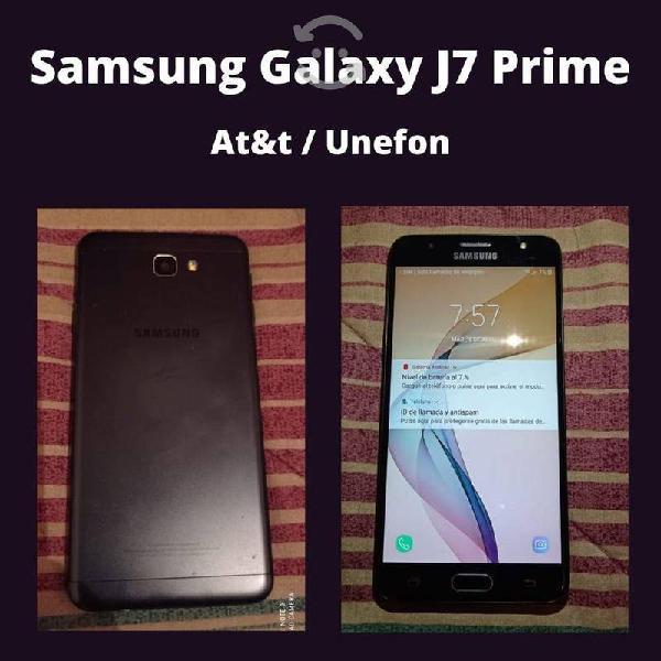 VoC Samsung Galaxy J7 Prime at&t o unefon