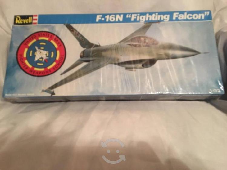 Aviones revell f-16 fighters tamiya