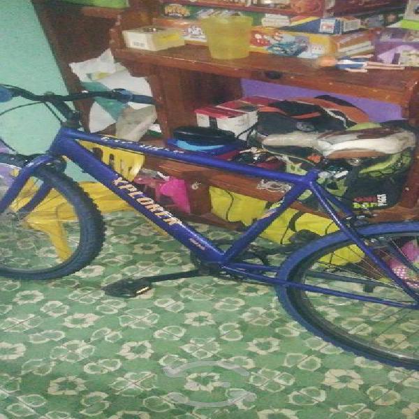 bicicleta r26 ligera