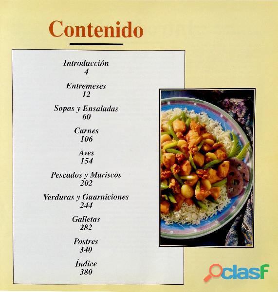 Libro Colección de Cocina Creativa de Louis Weber 2