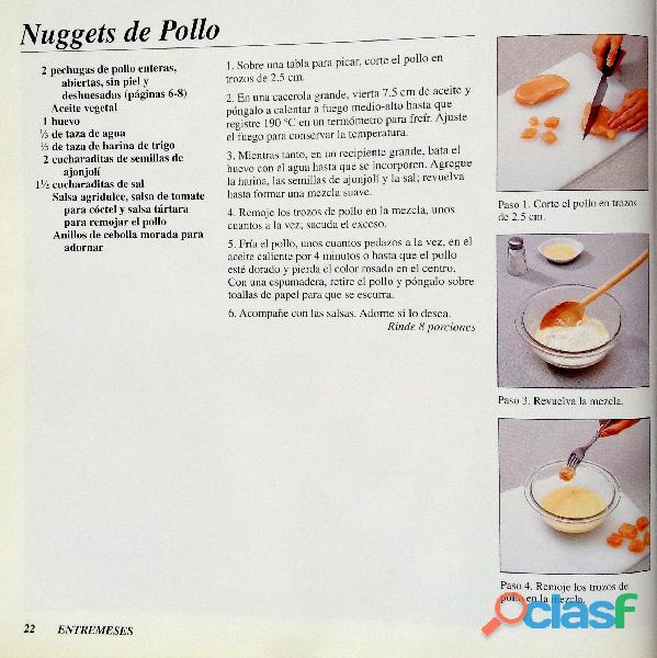 Libro Colección de Cocina Creativa de Louis Weber 7