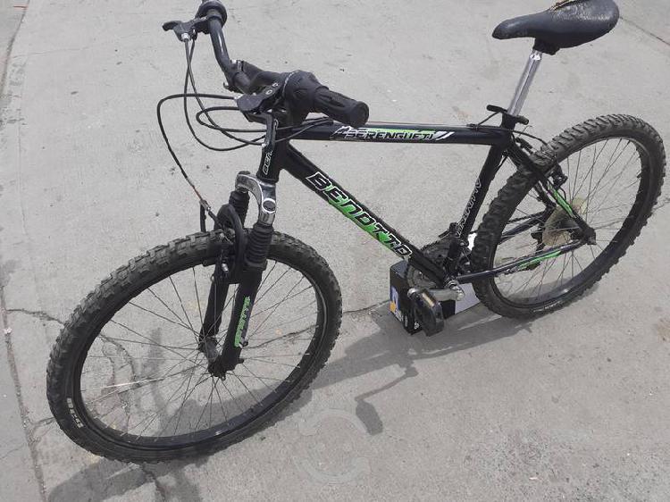 Bicicleta benotto de aluminio r26