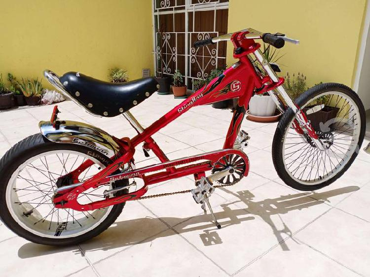 Bicicleta chopper original schwinn sting ray