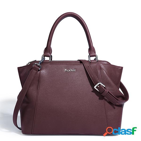 Kadell elegante bolso de señora business high range doctor bolsa