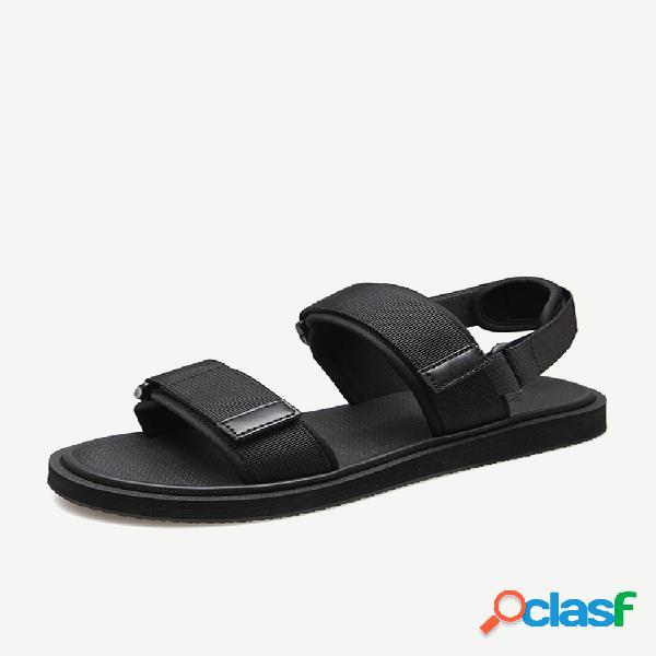 Hombres al aire libre zapatillas sandalias playa zapatos