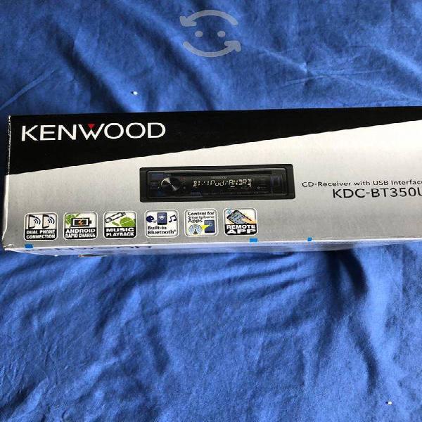 Stereo kenwood nuevo