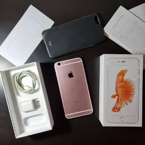 Iphone 6s plus 16gb gold rose at&t