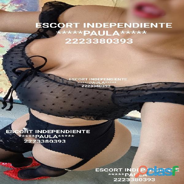 Linda escort real sensual divertida soltera extrovertida honesta veintiañera independiente sexy •