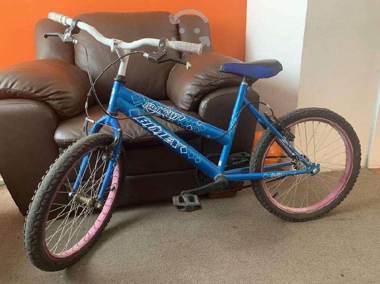 Bicicleta bimex rodado 20 optimas condiciones