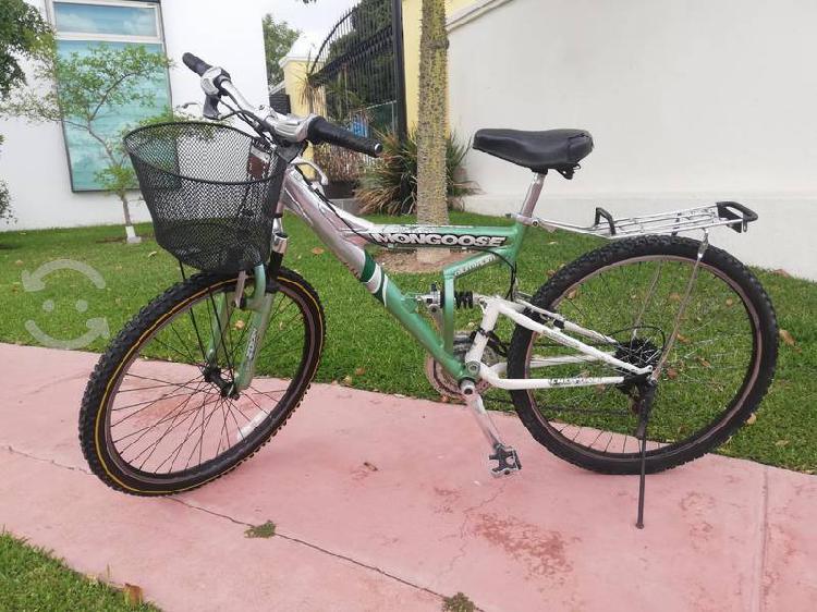 Bicicleta r26 de aluminio