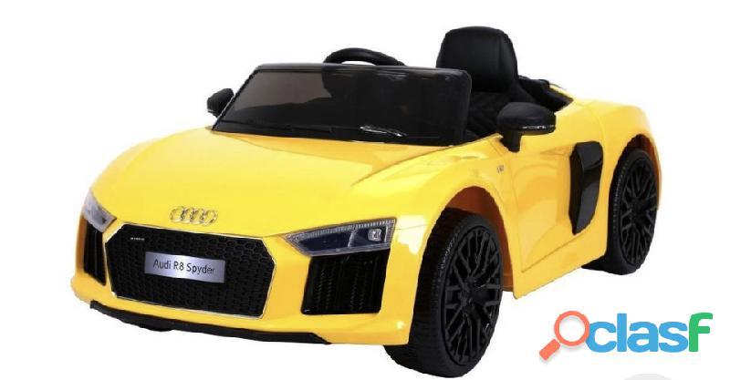 Carro Audi montable eléctrico