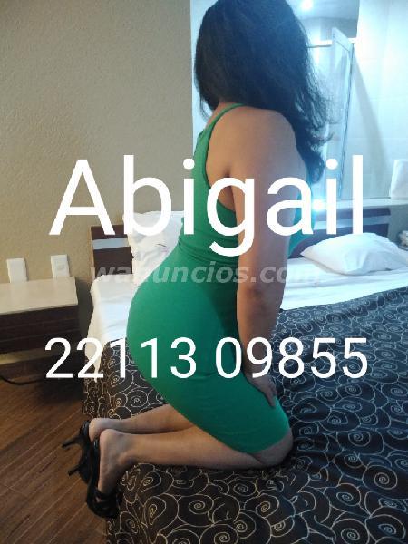 Abigail Tremenda Fogosa Gordibuena Culona Caliente (Puebla