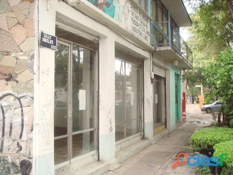 SE RENTA LOCAL COMERCIAL, CONSULTORIO Y OFICINAS 72 M2