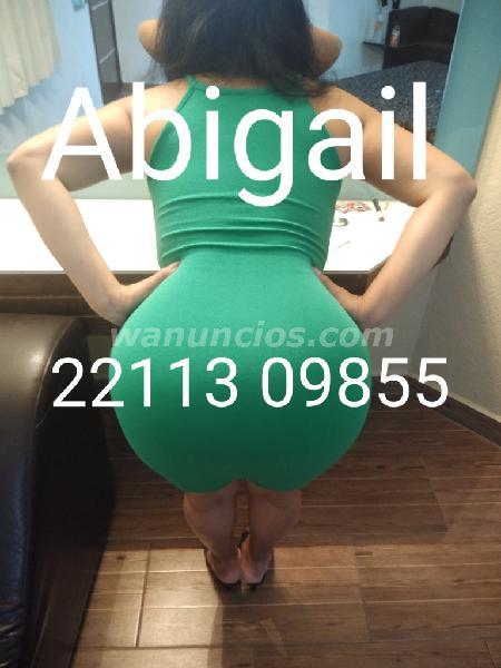 Abigail Señora Madurita Guapa Gordibuena Golosa Fogosa