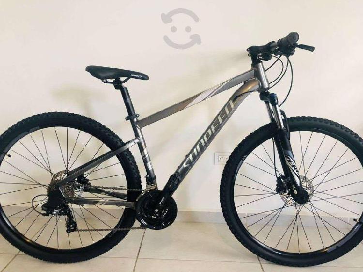 Bicicleta mtb sunpeed 29 zero pro