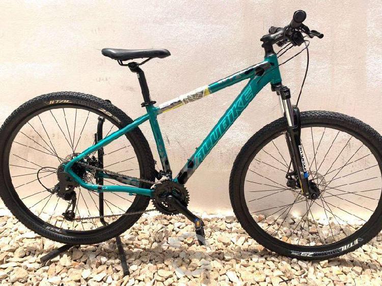 Bicicleta montaña 29 alubike talla m/l