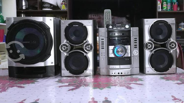 Amplificador sony genezi hi-fi..