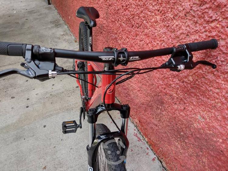 Bicicleta alubike de aluminio 29 talla m
