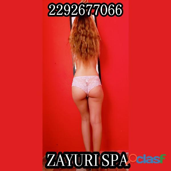 ¡Relax Zayuri Spa, tiene una sensual sorpresa para ti!