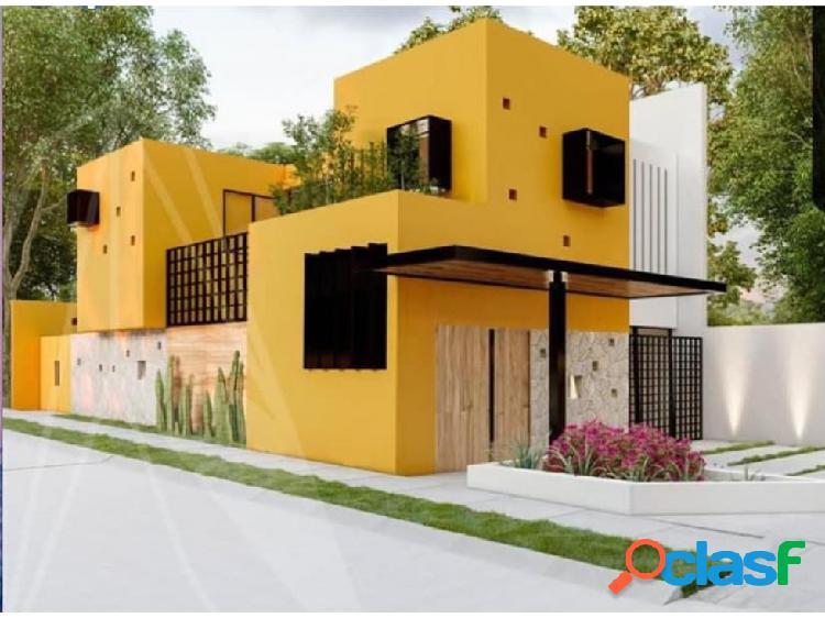 Casa en preventa modelo cj1 residencial punta norte colima