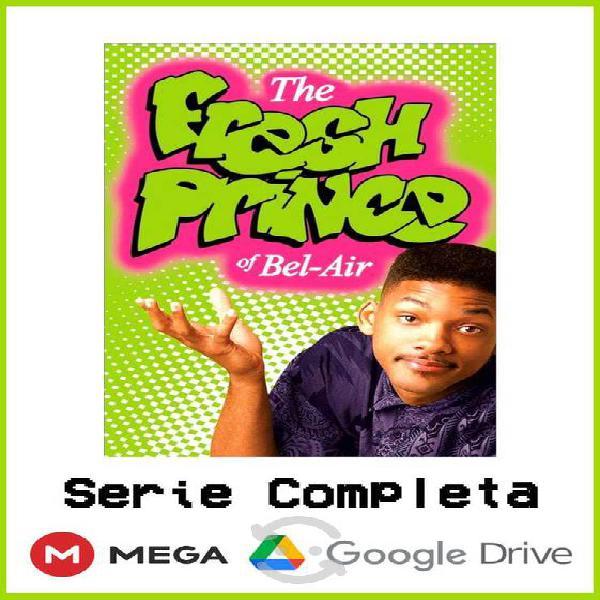 El príncipe del rap | serie completa |mega premium