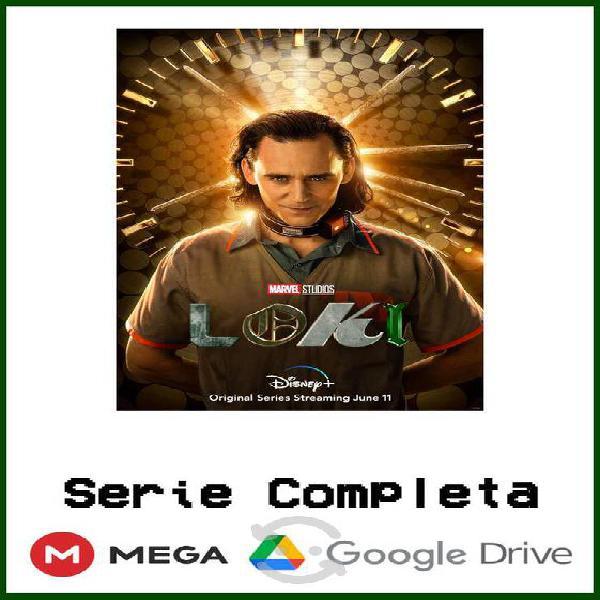 Loki | serie completa