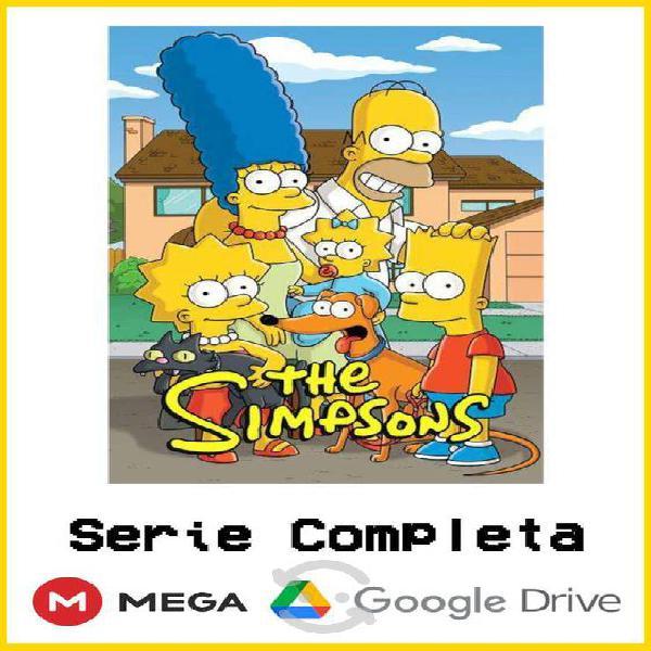 Los simpson | temporad 1 a la 32 | mega premium