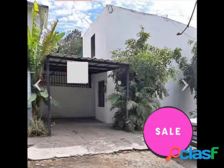 Excelente casa en venta en coto arboledas zona centro colima