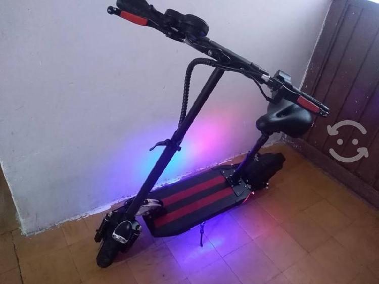 Scooter eléctrico patín eléctrico