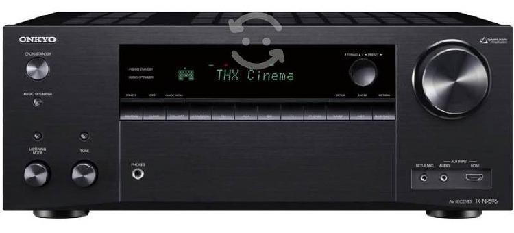 Home theater onkyo polk audio dolby atmos