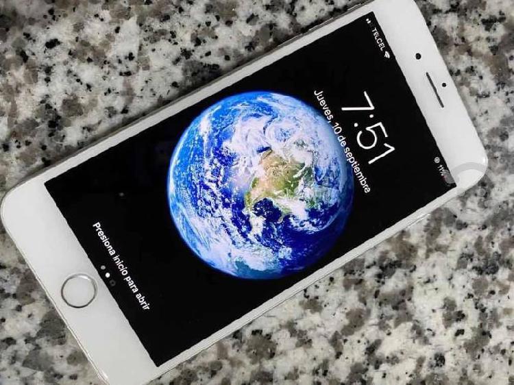 Iphone 8 plus 256 gb liberado