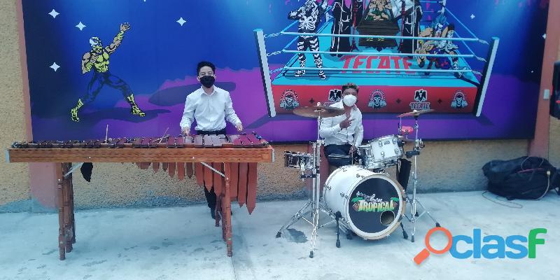 Marimba servicio musical 55 2969 3083