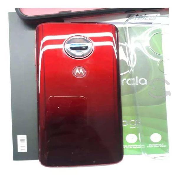 Moto g7 plus rojo de 64 gb