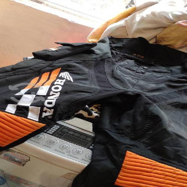 Pantalón para motocicleta honda original v/c