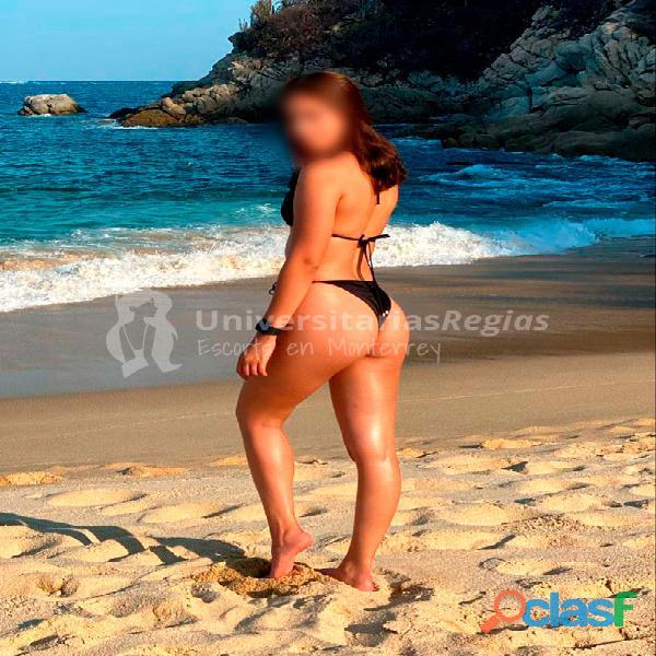 Paulina joven escort petite y nalgona en Monterrey
