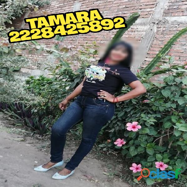 TAMARA, QUIERO DARTE TODA MI LECHITA FEMENINA.