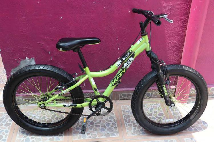 Bicicleta fat tire bike huffy rodada 20¨
