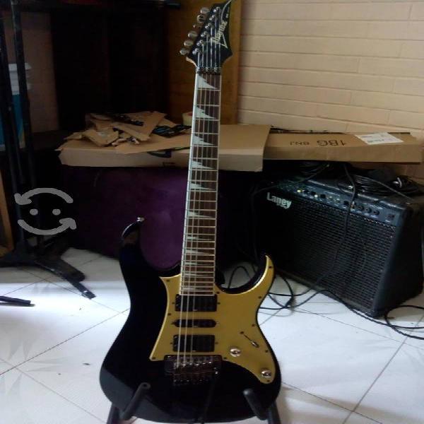 Guitarra ibanez rg 350 exz impecable