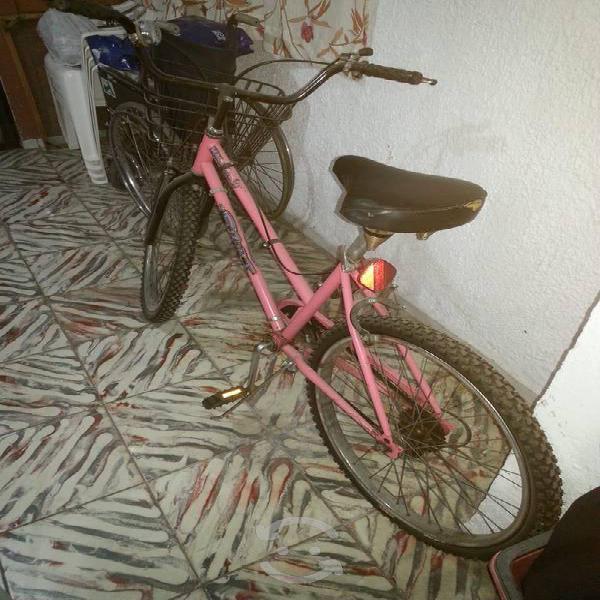 Bicicleta rodado 24. lista para usarse!!