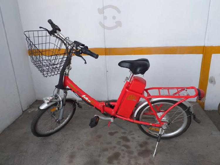 Bicicleta eléctrica electrobike