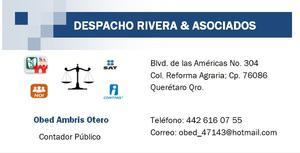 Despacho contable y administrativo