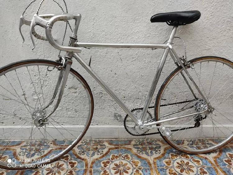 Bici italiana carreras años 50s partes originales