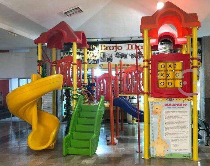 Juegos infantiles para interior, exterior