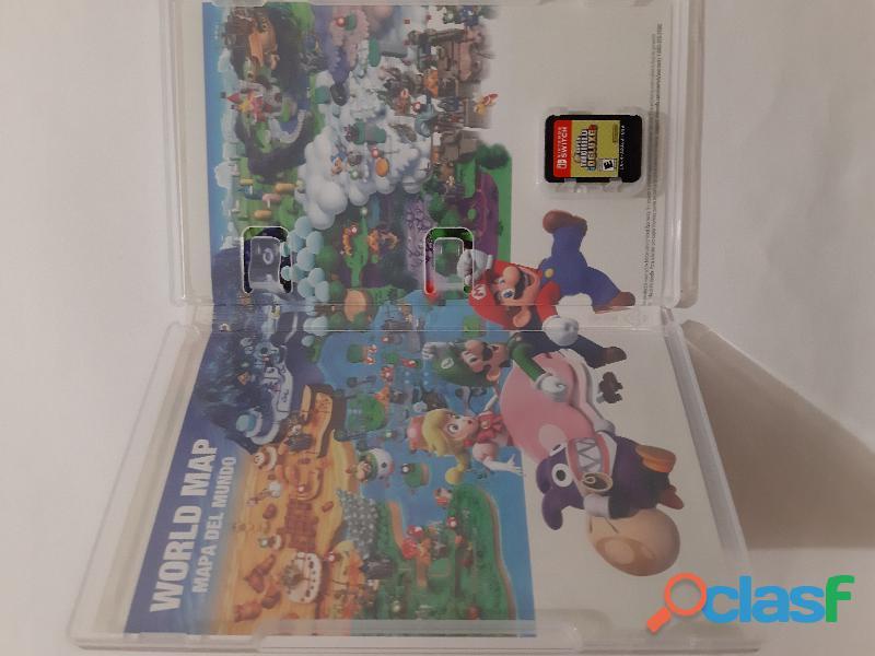 Super Mario U Deluxe Nintendo Switch 2