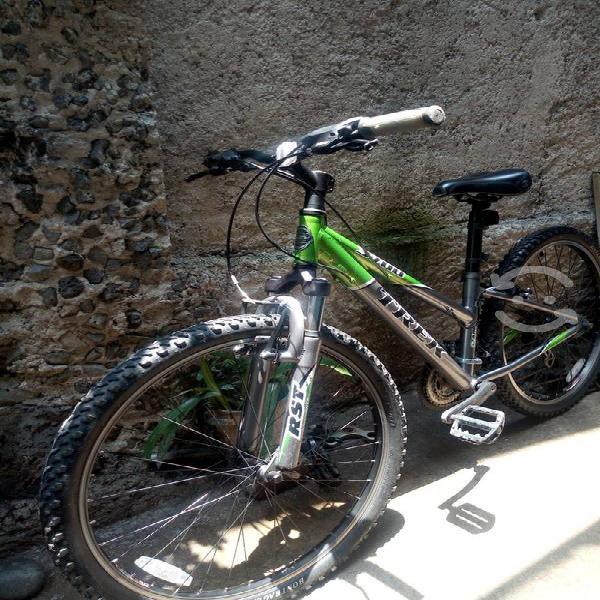 Bicicleta r-26 trek aluminio