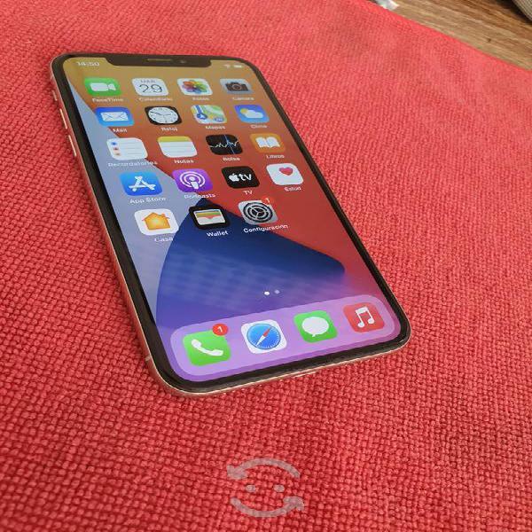 Iphone x 64 gigas sin fallas remato