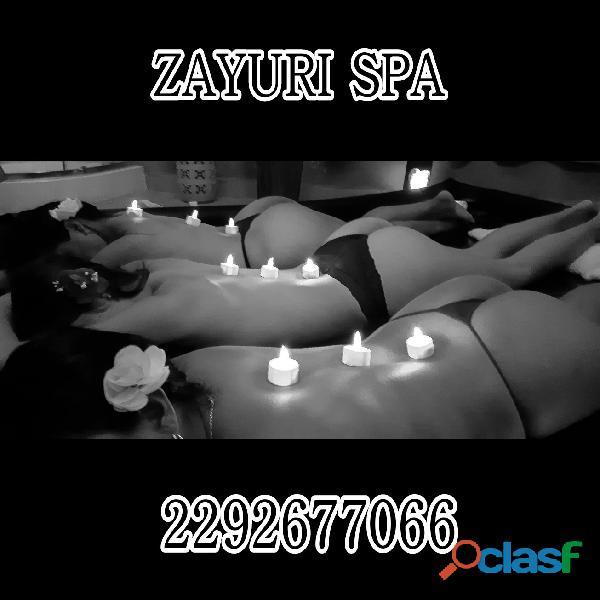 La Magia y Sensualidas del Tantra solo en un lugar Zayuri Spa
