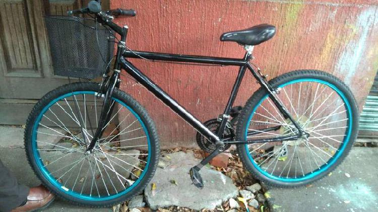 Vendo bicicleta $3500