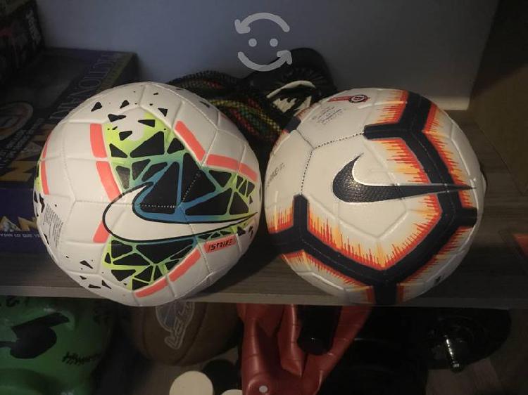 Balones soccer nike nuevos