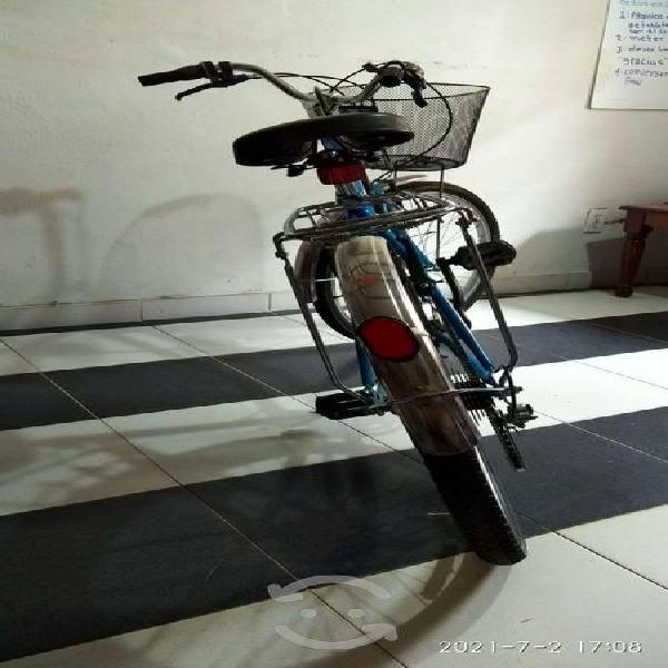 Bicicleta bimex para mujer.